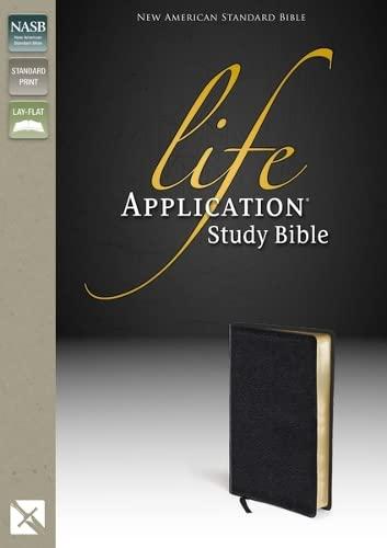 Life Application Study Bible, NASB - Zondervan