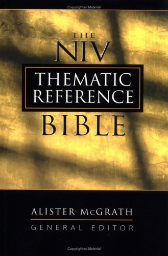 9780310912224: NIV Thematic Reference Bible,The