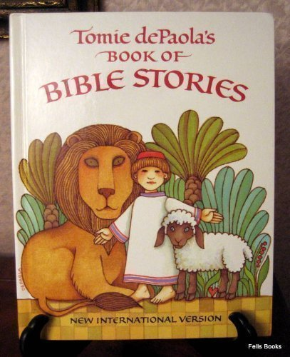 9780310912354: Tomie Depaola's Book of Bible Stories: New International Version