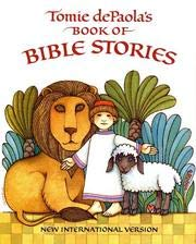 9780310912354: Tomie dePaola's Book of Bible Stories (New International Version)