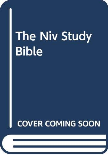 9780310914815: The Niv Study Bible