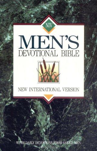 NIV Men's Devotional Bible : With Daily: Zondervan Staff