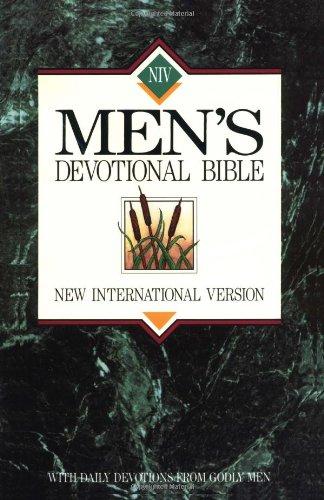 9780310915867: Men's Devotional Bible: New International Version