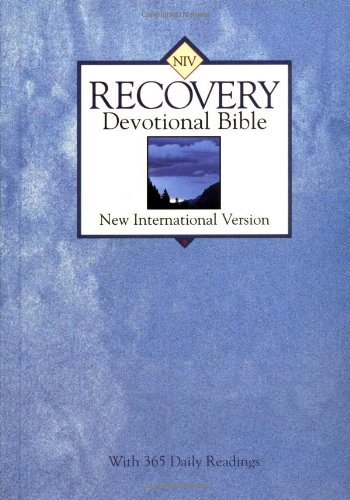 9780310916000: NIV Recovery Devotional Bible