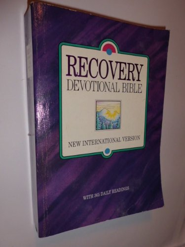 9780310916017: Recovery Devotional Bible: New International Version