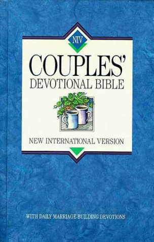9780310916147: Holy Bible: Niv Couples' Devotional Bible/Indexed
