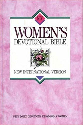 9780310916314: New International Version Women's Devotional Bible