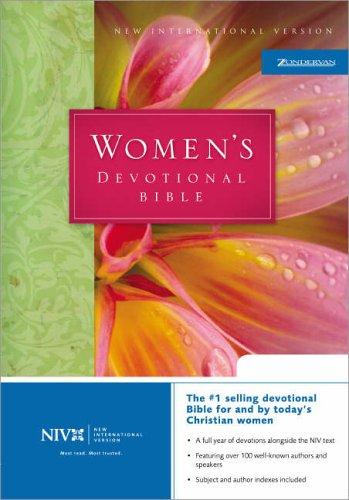 9780310916345: NIV Women's Devotional Bible 1