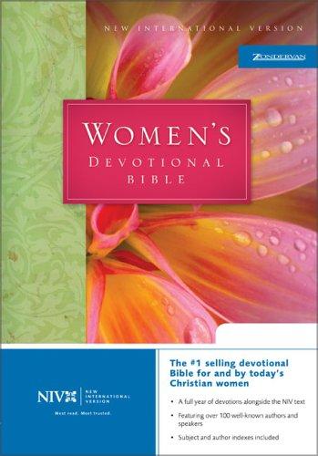 9780310916345: NIV Womens Devotional Bible