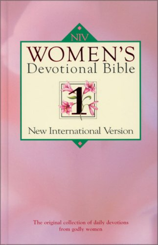 9780310916376: NIV Womens Devotional Bible, Indexed