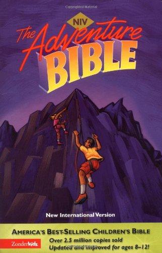 9780310916581: Adventure Bible, Revised, NIV