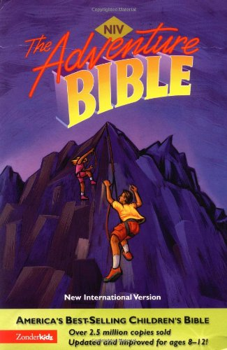 9780310916598: Adventure Bible, Revised, NIV