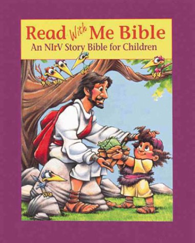 9780310916628: Read with Me Bible: An NIV Story Bible for Children