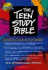 9780310916666: The Teen Study Bible New International Version (English and English Edition)