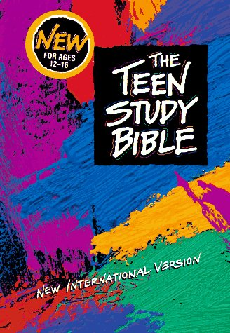 9780310916727: The Teen Study Bible: New International Version