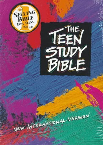 9780310916734: The Teen Study Bible NIV