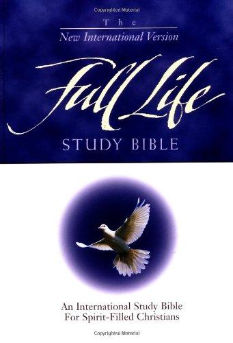 9780310916932: NIV Full Life Study Bible