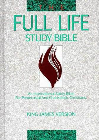 9780310917069: KJV Full Life Study Bible: Indexed