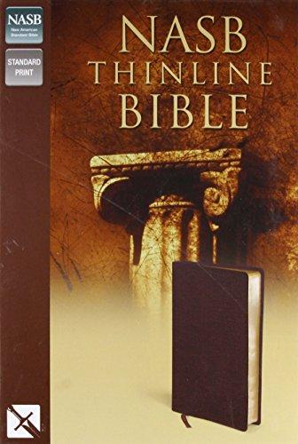 9780310917274: NASB Thinline Bible