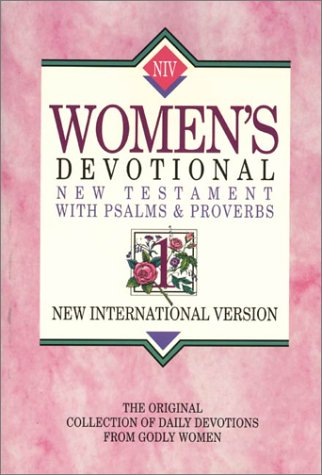 9780310917939: Women's Devotional New Testament with Psalms and Proverbs