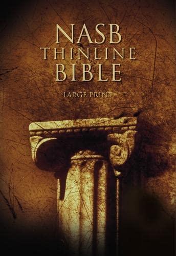 9780310917960: NASB Thinline Bible: New American Standard Bible (NASB Thinline)