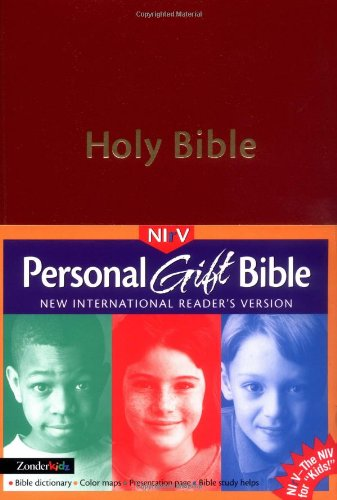 9780310918332: NIrV Personal Gift Bible