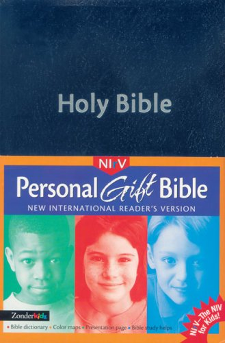 NIrV Personal Gift Bible (9780310918349) by Zondervan