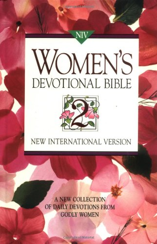9780310918424: Women's Devotional Bible 2-NIV: A New Collection of Daily Devotions From Godly Women: Pt. 2