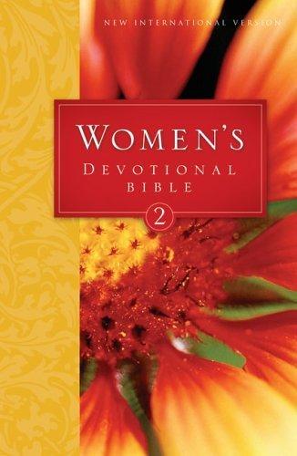 Women's Devotional Bible 2: New International Version (9780310918431) by Zondervan