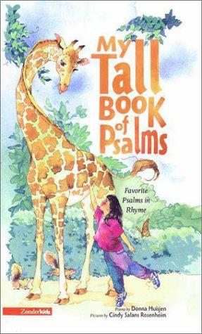 My Tall Book of Psalms: Huisjen, Donna; Rosenheim,
