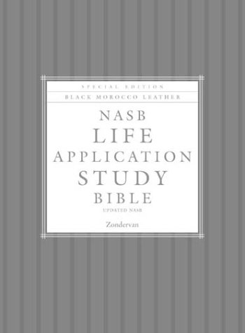 9780310918684: NASB Life Application Study Bible Special Edition