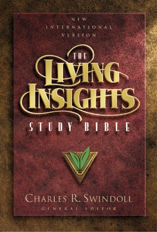 9780310918707: The Living Insights Study Bible