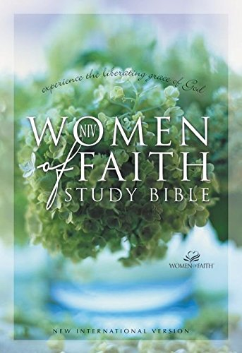 9780310918844: New International Version Women of Faith Study Bible: Experience the Liberating Grace of God