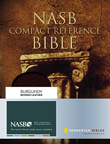 9780310918868: NASB Bible: New America Standard Version, Burgundy, Bonded Leather, Reference