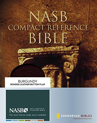 9780310918875: NASB Compact Reference Bible
