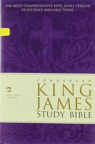 9780310918936: Zondervan King James Version Study Bible
