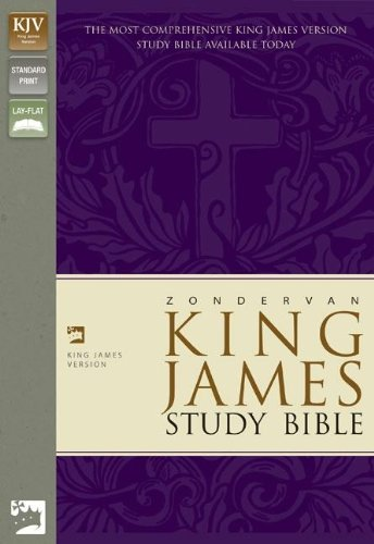 9780310918943: Zondervan KJV Study Bible