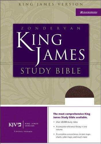 9780310918950: Zondervan KJV Study Bible