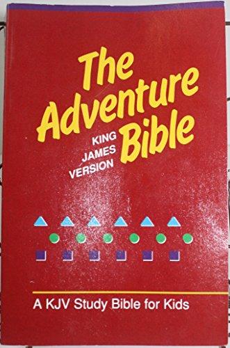 9780310919032: The Adventure Bible Kjv/a KJV Study Bible for Kids (80994p)