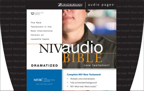 9780310919148: NIV Audio Bible New Testament Dramatized Cassette