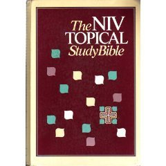 The Niv Topical Study Bible: New International