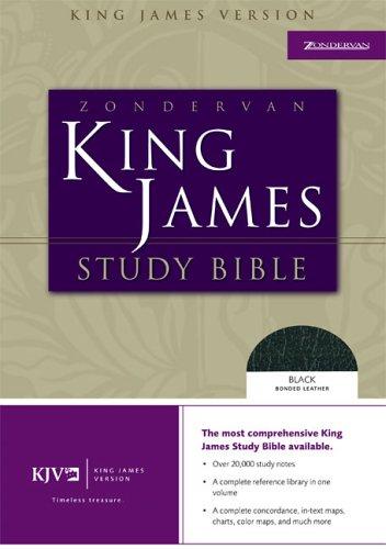 9780310919605: Zondervan KJV Study Bible