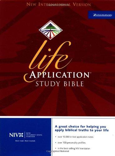 9780310919797: NIV Life Application Study Bible