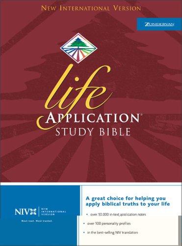 9780310919810: NIV Life Application Study Bible