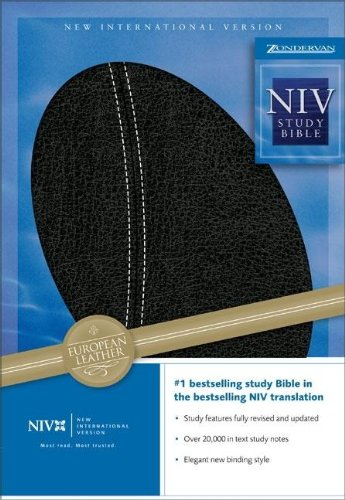 9780310919971: Zondervan NIV Study Bible (New International Version)