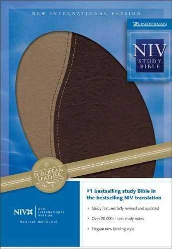 9780310919995: Zondervan NIV Study Bible (New International Version)