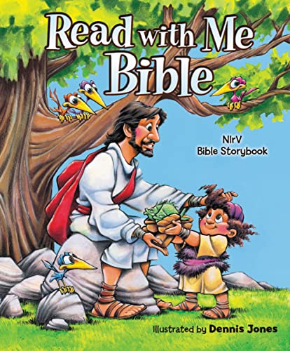 READ WITH ME THE BIBLE - AN: Rikkers, Doris (edited