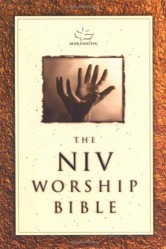 9780310920328: Maranatha! The NIV Worship Bible