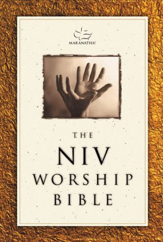 9780310920335: Maranatha! NIV Worship Bible,The