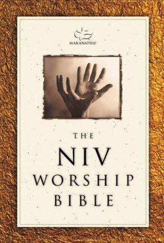 9780310920335: Maranatha! NIV Worship Bible,The